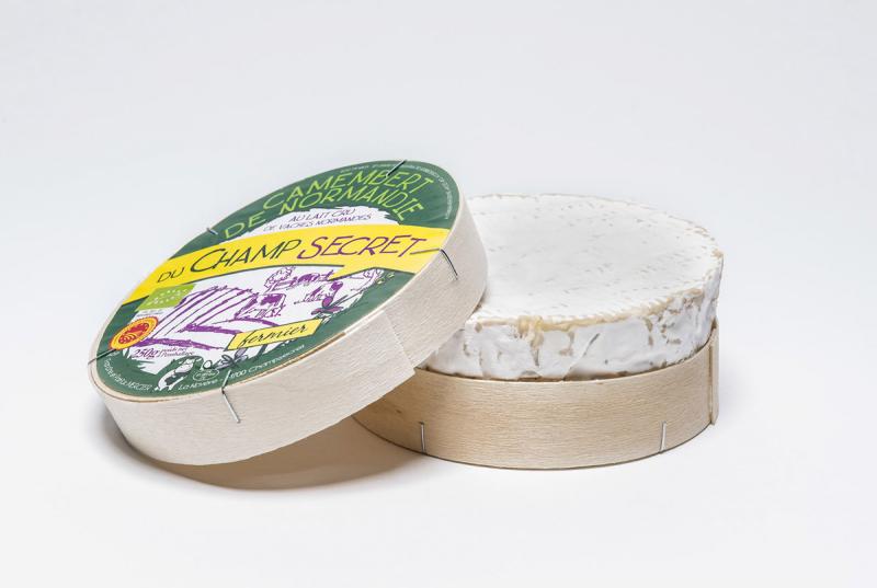 Camembert AOP fermier bio 250g
