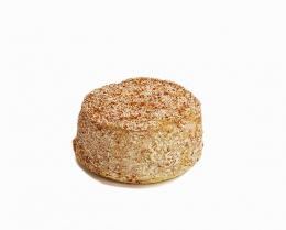 P'tit chèvre du-Poitou au piment d'Espelette 150g