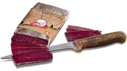 Viande de boeuf séchée, 10 tranches